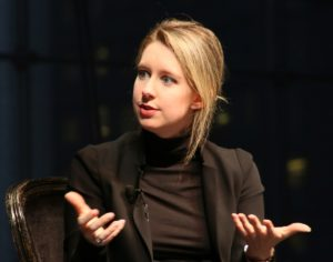 Theranos. A strange world where burglars win...