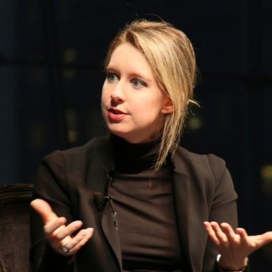 Theranos. A strange world where burglars win…